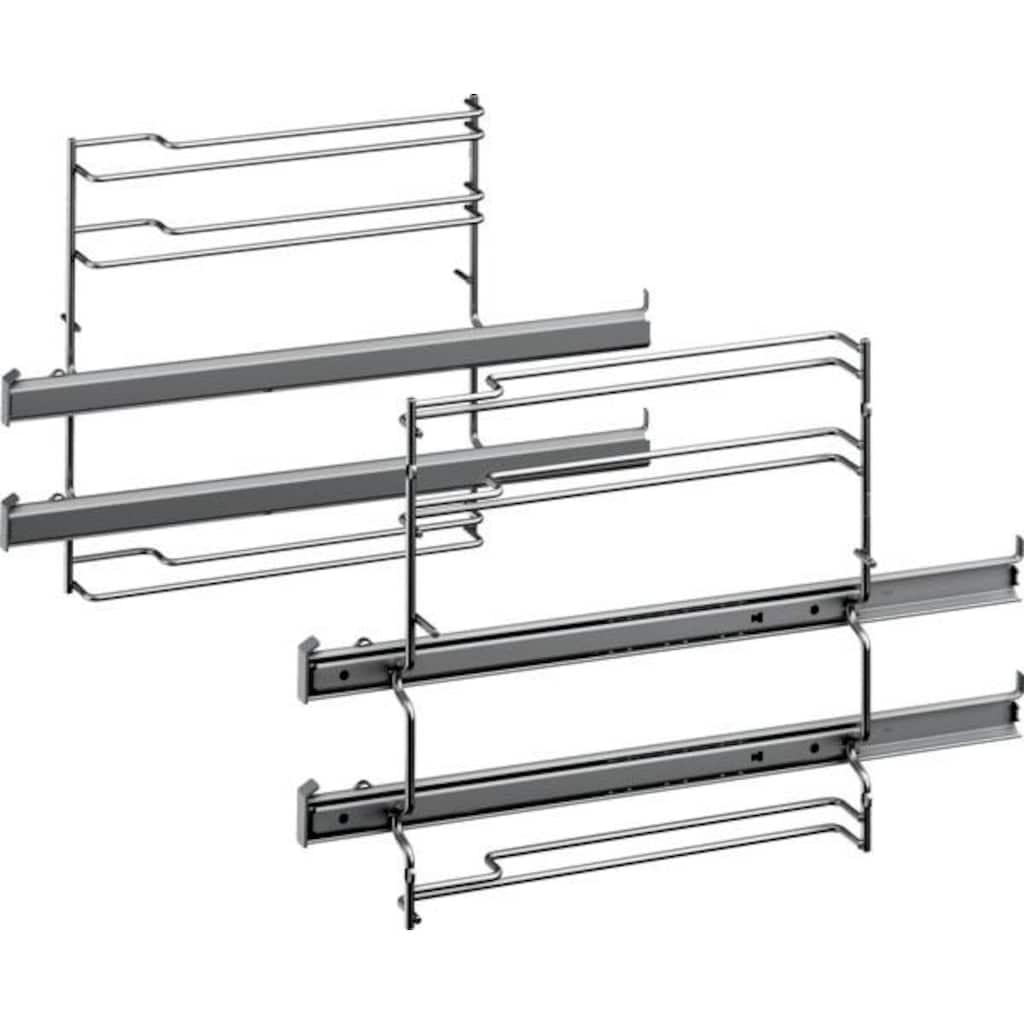 BOSCH Elektro-Herd-Set »HND411VS61«