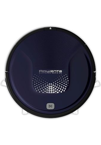 Rowenta Nass-Trocken-Saugroboter »RR6871 Aqua Smart Force Essential, mit Wischfunktion« kaufen