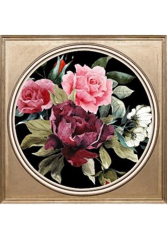 queence Acrylglasbild »Bunter Blumenstrauß II« kaufen