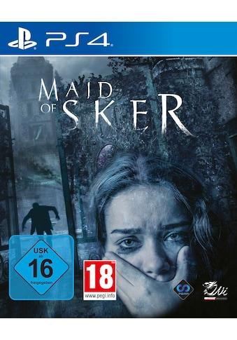 Maid of Sker PlayStation 4 kaufen