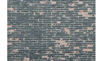Komar Vliestapete »Painted Bricks 4er«, Steinoptik kaufen