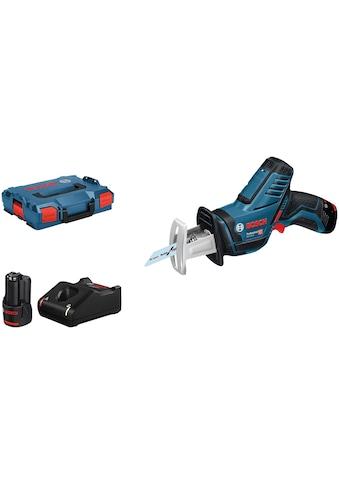 Bosch Professional Säbelsäge »GSA 12V-14«, 12 V, mit Akku und Ladegerät kaufen