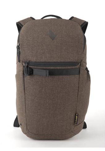 NITRO Freizeitrucksack »Nikuro, Burnt Olive«, mit Tablet und Laptopfach kaufen