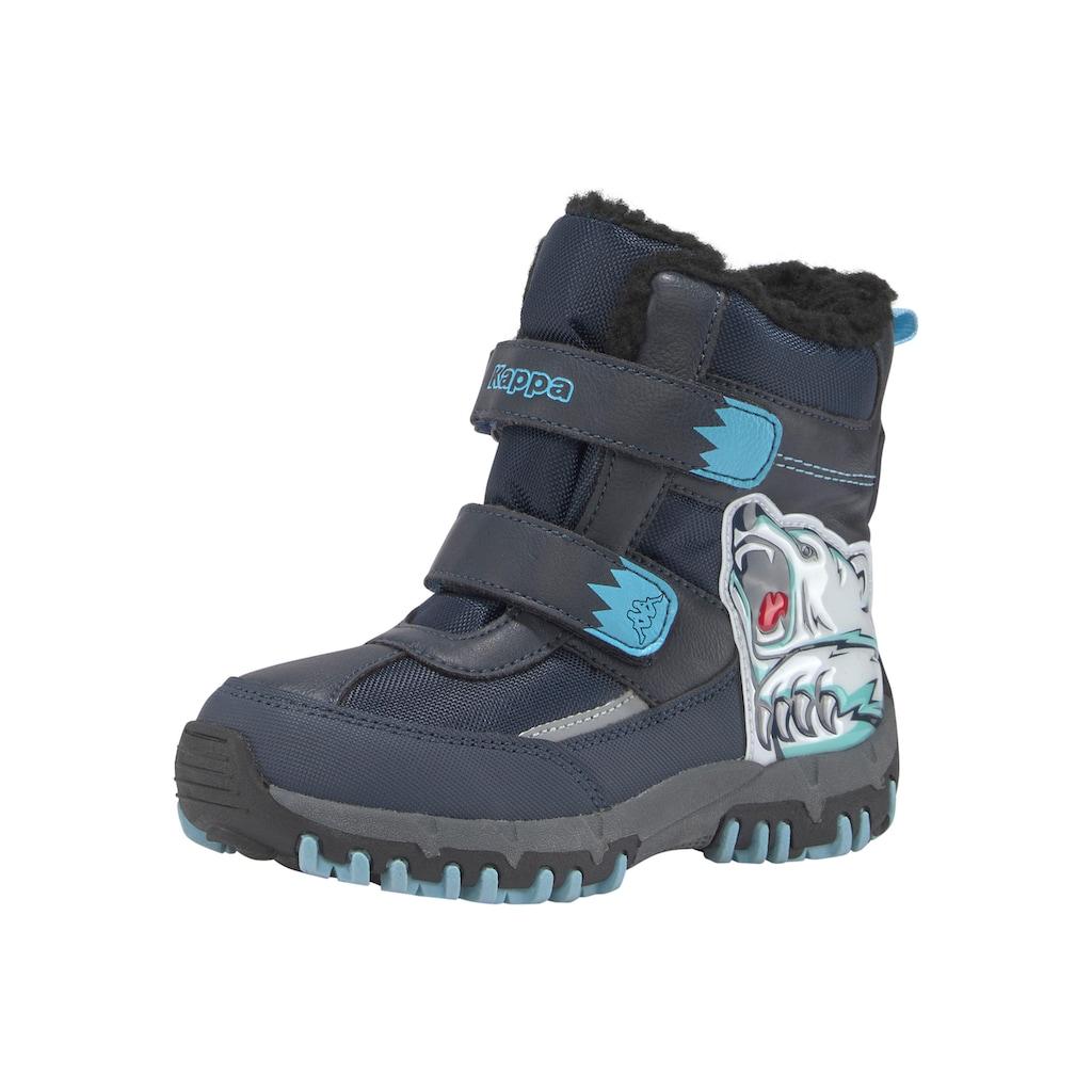 Kappa Winterboots »CLAW TEX K«, Wasserdicht