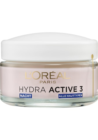 L'ORÉAL PARIS Nachtcreme »Hydra Active 3 Nacht«, Mit Aktiv-Stoffen kaufen
