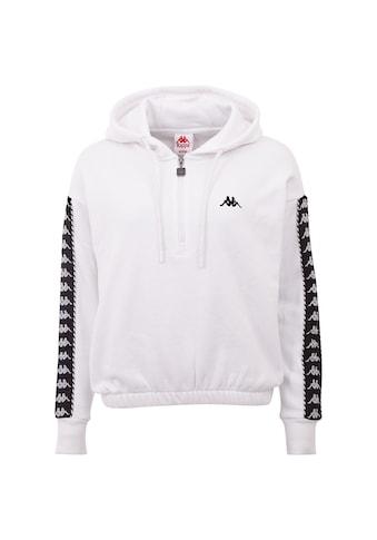 Kappa Sweatshirt »IVAINE«, in modischer Cropped-Länge kaufen