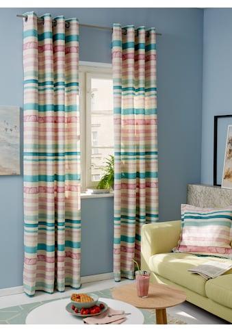 Guido Maria Kretschmer Home&Living Vorhang »Garden Stripes«, blickdicht, nachhaltig,... kaufen