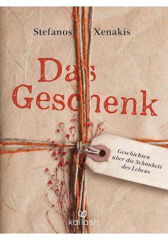 Buch »Das Geschenk / Stefanos Xenakis, Susanne Lötscher« kaufen
