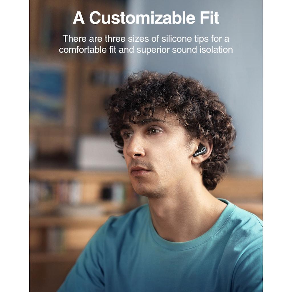 TaoTronics wireless In-Ear-Kopfhörer »TT-BH1003«, Bluetooth, Active Noise Cancelling (ANC)-Geräuschisolierung
