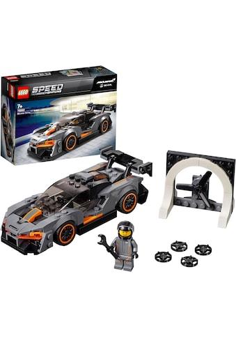 """LEGO® Konstruktionsspielsteine """"McLaren Senna (75892), LEGO® Speed Champions"""", Kunststoff, (219 - tlg.) kaufen"""