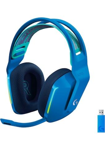 Logitech G Gaming-Headset »G733 LIGHTSPEED Wireless RGB«, WLAN (WiFi), Mikrofon abnehmbar kaufen
