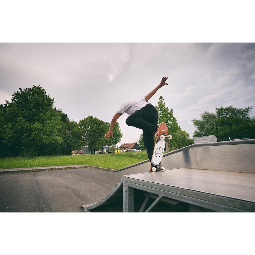 Playlife Skateboard »Heavy Metal Bronze«