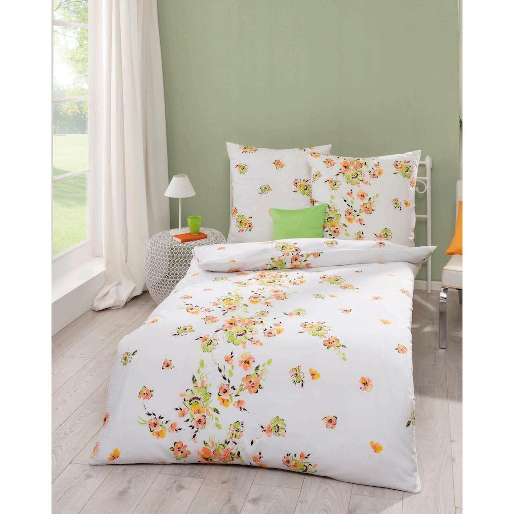 Kaeppel Bettwäsche »Blossom«, mit floralem Print