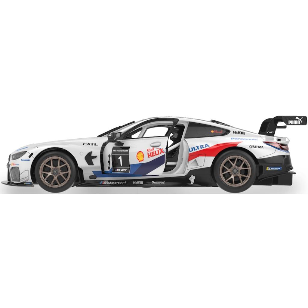 Jamara RC-Auto »BMW M8 GTE, weiß«, Bausatz