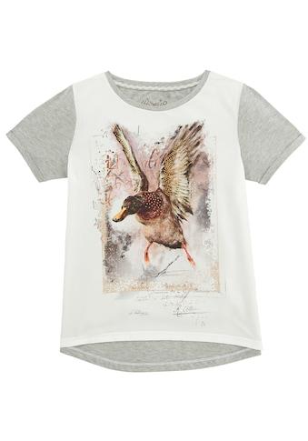 Hangowear Trachtenshirt, mit Glitzersteinen kaufen
