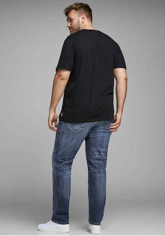 Jack & Jones Slim-fit-Jeans »Tim Icon«, bis Jeans Weite 48 kaufen
