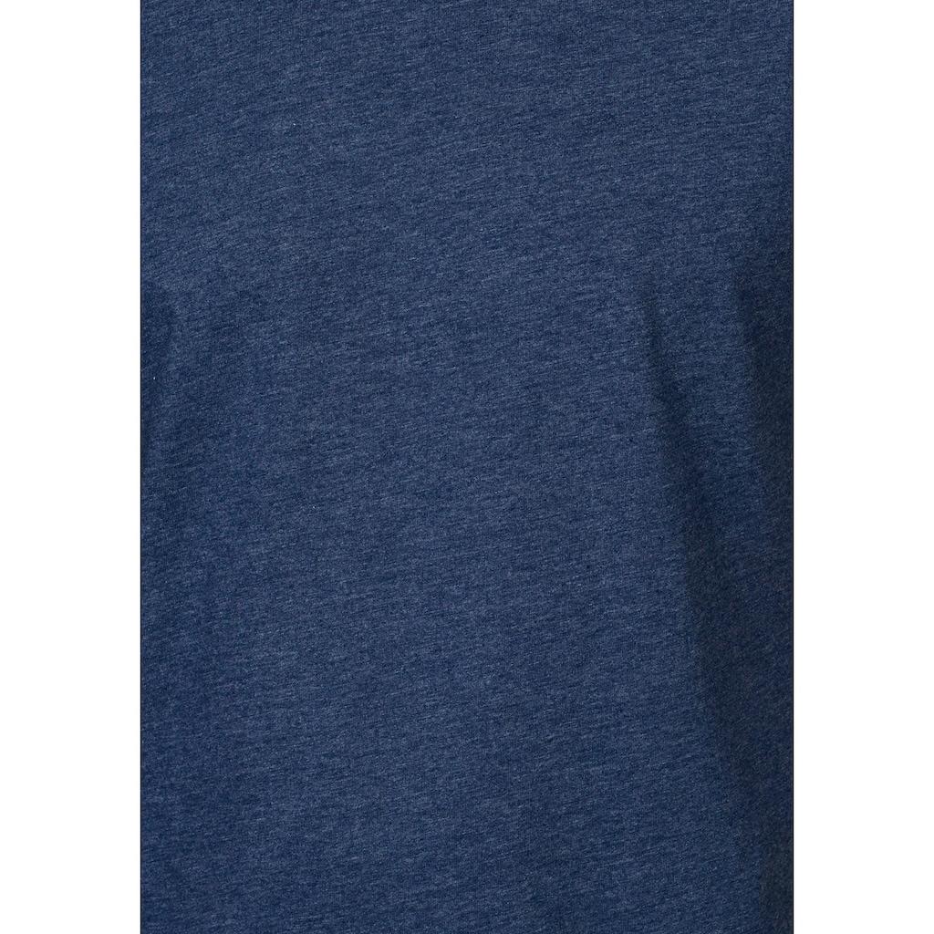 Man's World T-Shirt, aus Baumwollmischung
