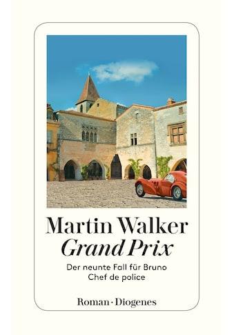 Buch »Grand Prix / Martin Walker, Michael Windgassen« kaufen