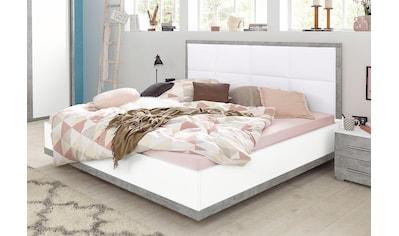 rauch BLUE Bett »Siegen«, mit Polsterkopfteil kaufen