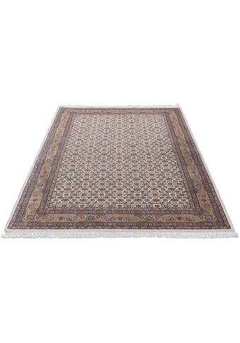 Home affaire Orientteppich »Kiara«, rechteckig, 12 mm Höhe, handgeknüpft, mit Fransen,... kaufen