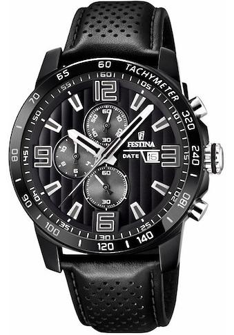 Festina Chronograph »F20339/6«, mit dezentraler Sekunde kaufen