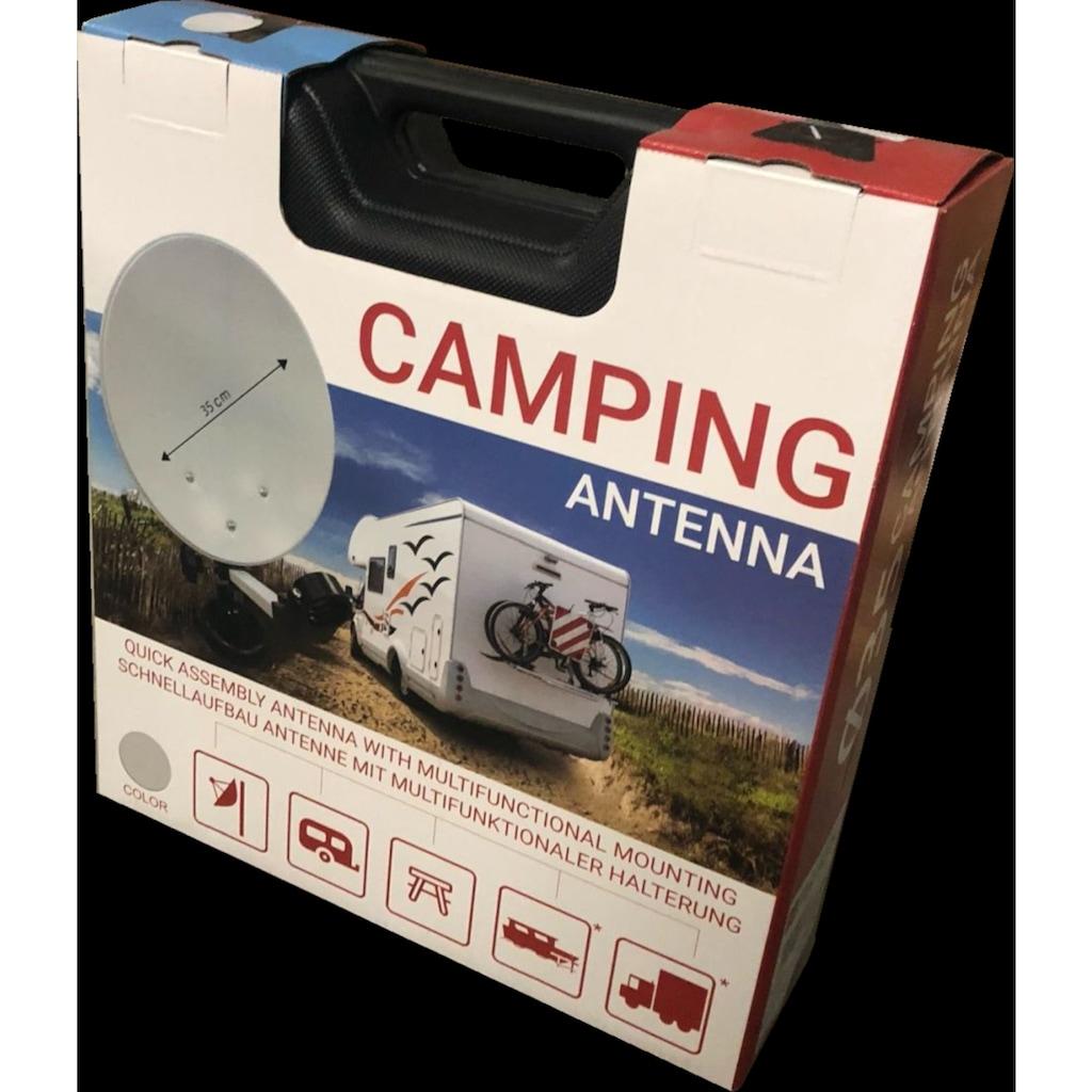 Opticum Red Sat-Spiegel »Camping Sat Anlage AX150 Easyfind«