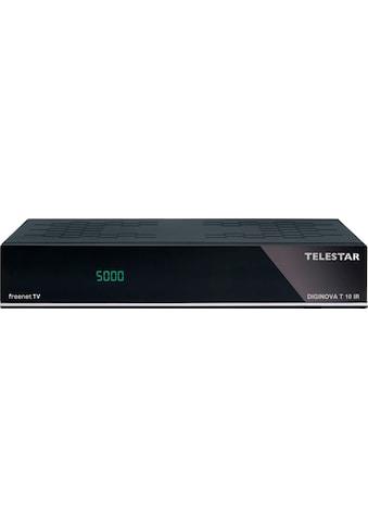 TELESTAR »DIGINOVA T 10 IR« DVB - T2 Receiver kaufen
