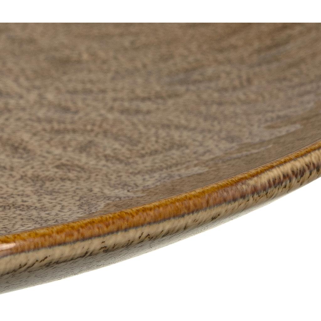 LEONARDO Tafelservice »Matera«, (Set, 12 tlg.), rustikaler Look