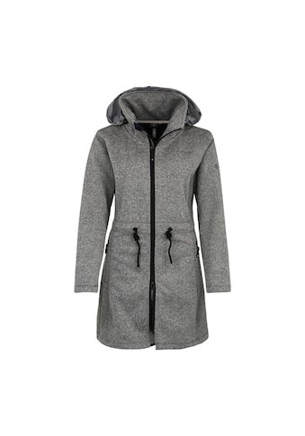 DEPROC Active Softshellparka »KEDGWICK WOMEN LONG«, Softshellmantel in urbaner... kaufen