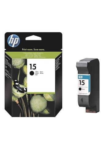 HP Druckpatrone HP 15 kaufen