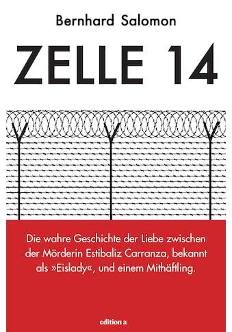 Buch »Zelle 14 / Bernhard Salomon« kaufen