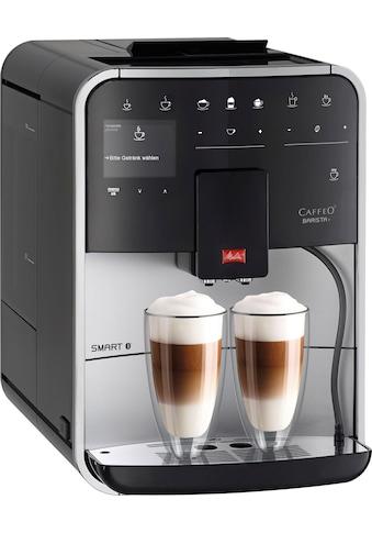 Melitta Kaffeevollautomat »CAFFEO Barista T Smart® F831-101«, silberfarben kaufen