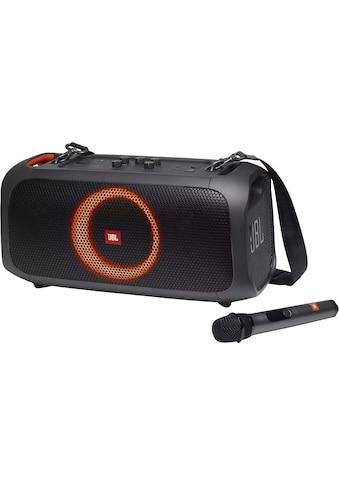 JBL Portable-Lautsprecher »PartyBox GO« kaufen