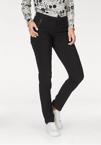 Aniston SELECTED Stretch-Hose, mit 2 Reißverschlusstaschen kaufen