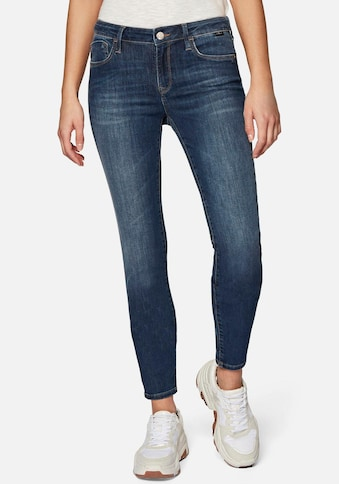 Mavi Skinny-fit-Jeans »ADRIANA«, mit coolen Usedeffekten kaufen