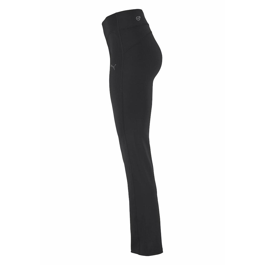 PUMA Jazzpants »WT ESSENTIAL STRAIGHT LEG PANT«