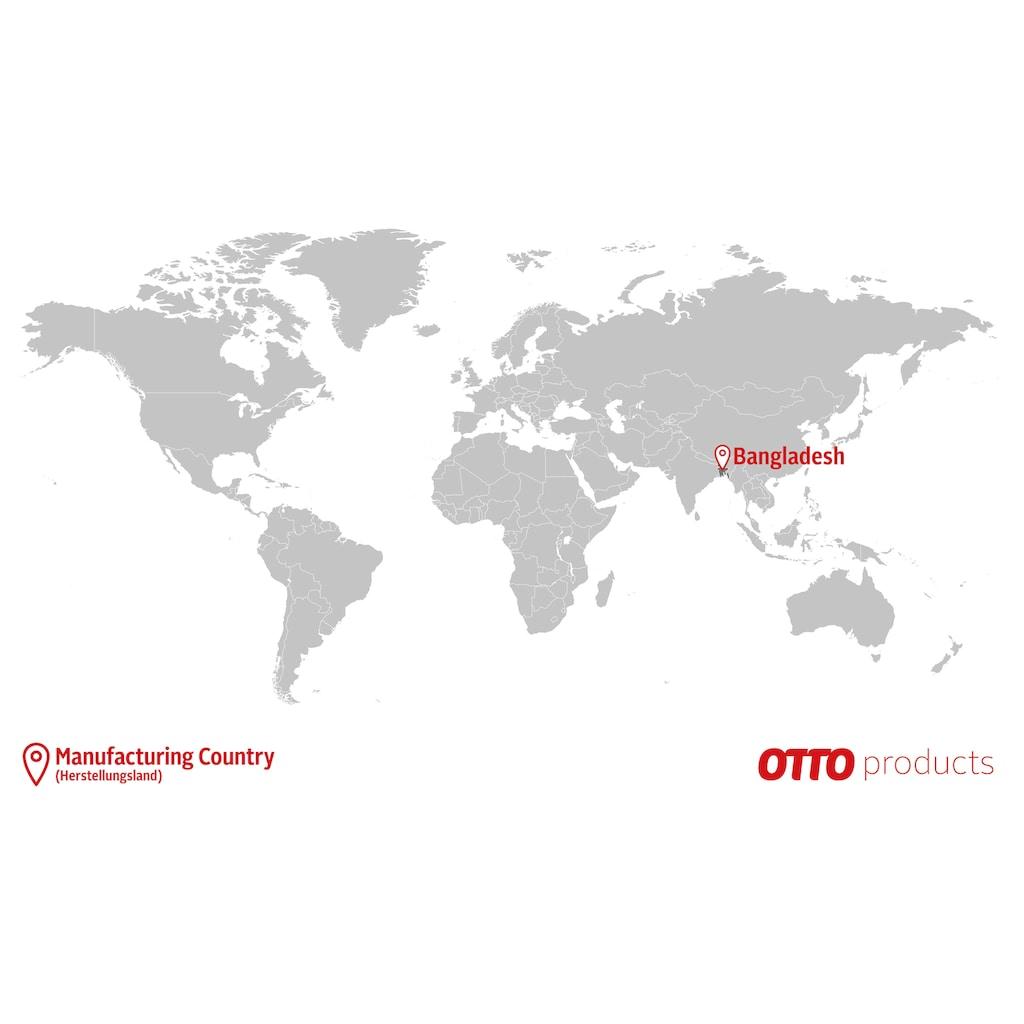 OTTO products Unisex-Bademantel »Neele«, (1 St.), aus Bio Baumwolle