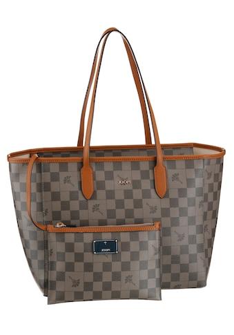 Joop! Shopper, mit kleiner, abnehmbarer Reißverschlusstasche kaufen