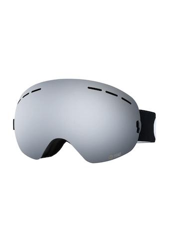 YEAZ Skibrille »XTRM-SUMMIT«, ohne Rahmen schwarz kaufen
