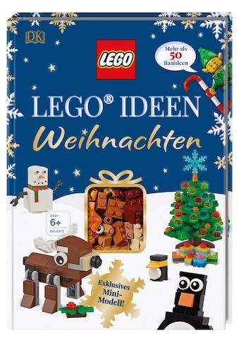 Buch »LEGO® Ideen Weihnachten / Elizabeth Dowsett« kaufen