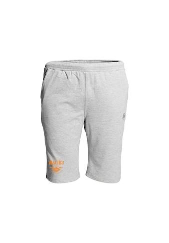 AHORN SPORTSWEAR Sweat-Shorts mit coolem Beinprint kaufen