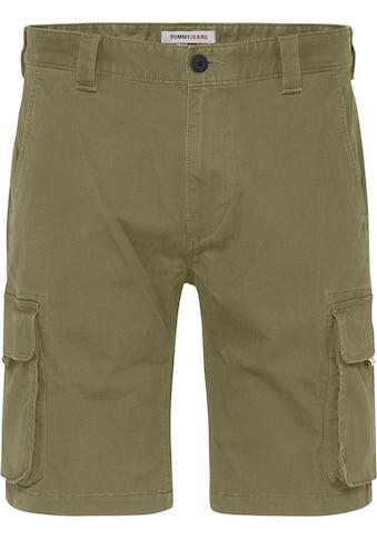 Tommy Jeans Cargoshorts »TJM WASHED CARGO SHORT« kaufen
