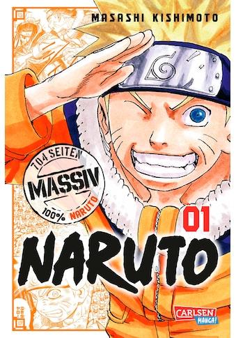Buch »NARUTO Massiv 1 / Miyuki Tsuji, Masashi Kishimoto« kaufen