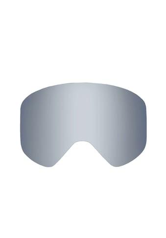 YEAZ Skibrille »APEX«, Magnetisches Wechselglas silber verspiegelt kaufen