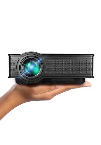 LA VAGUE LED-Beamer »LV-HD151«, ( 1000:1 ), unterstützt 720p/1080p, ideal zum Streamen von Netflix kaufen