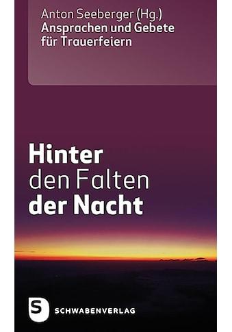 Buch »Hinter den Falten der Nacht / Anton Seeberger« kaufen