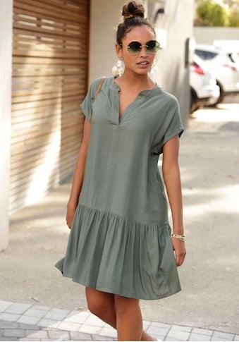 s.Oliver Beachwear Blusenkleid kaufen