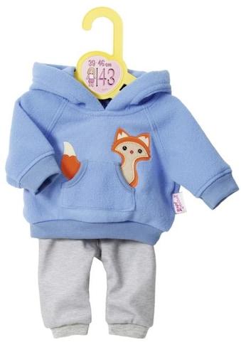 "Zapf Creation® Puppenkleidung ""Dolly Moda Sport - Outfit Blau"" kaufen"