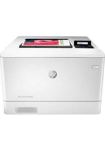 HP HP Color LaserJet Pro M454dn »herausragende Sicherheitsfunktionen« kaufen