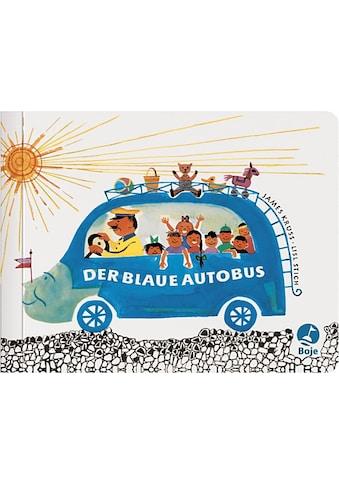 Buch »Der blaue Autobus / James Krüss, Lisl Stich« kaufen